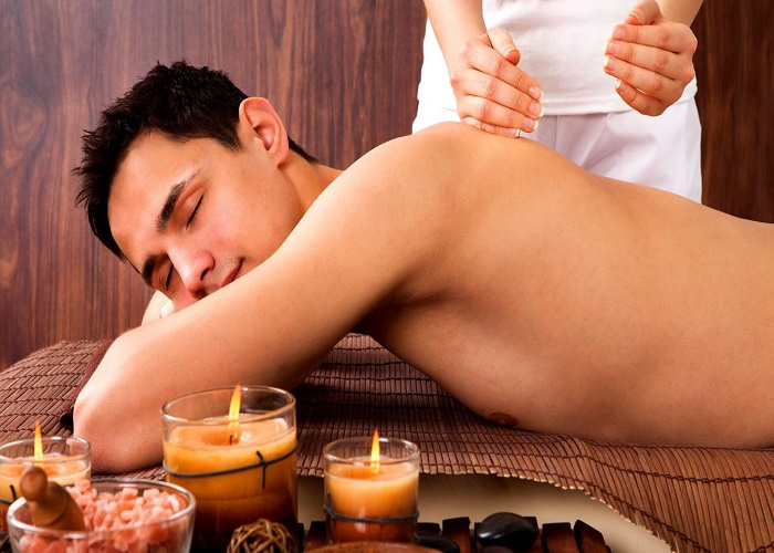 Female to Male Body Massage in Mumbai